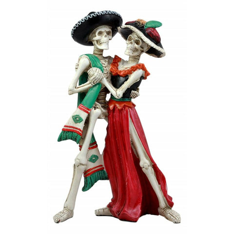 Day of the Dead Dancing Skeletons