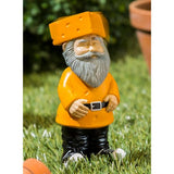 Packers Cheesehead Bobblehead Garden Gnome