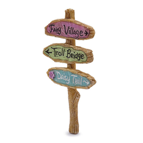 Fairy Trail Sign