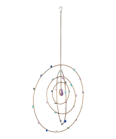 Whimsical Hanging Orb