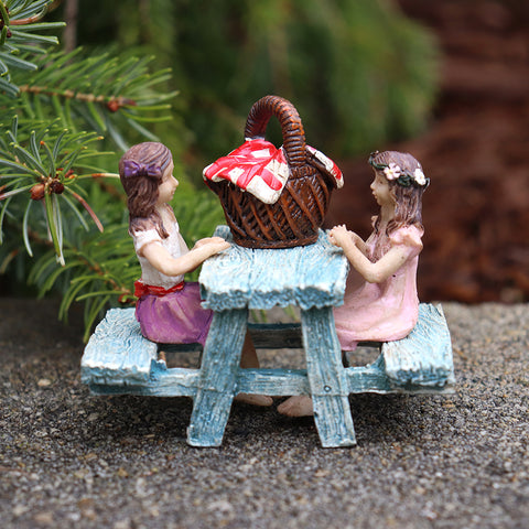 Fairy Picnic Time (4 pc set)