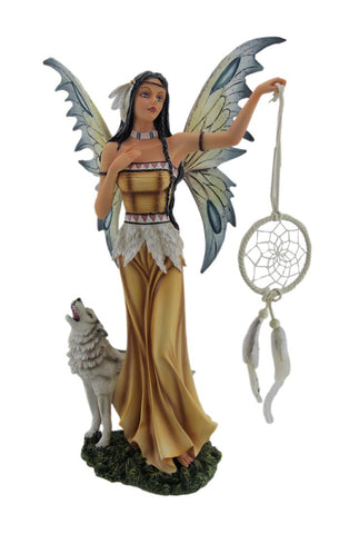 Native American Dream Catcher Fairy