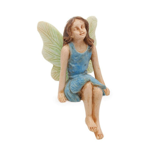 Fairy Girl Sitting