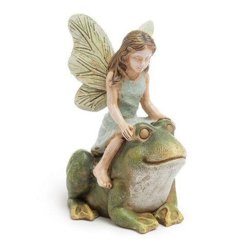 Fairy Hopping a Ride