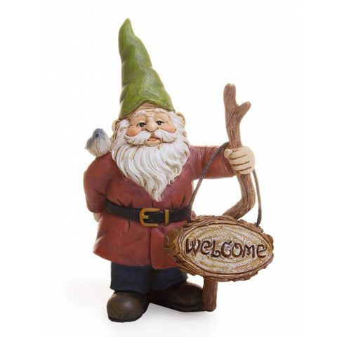 Welcome Gnome