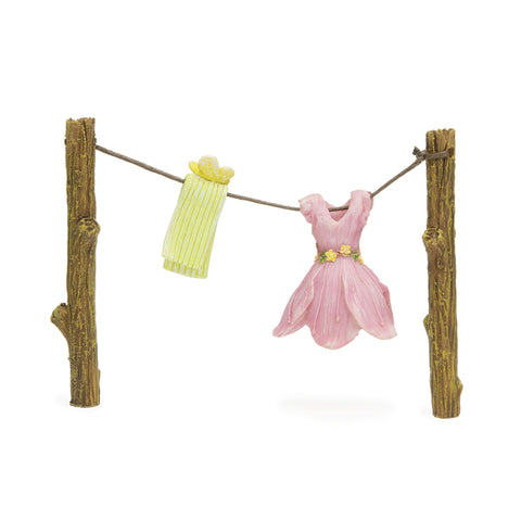 Fairy Clothes Drying