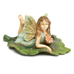 Fairy on Leaf
