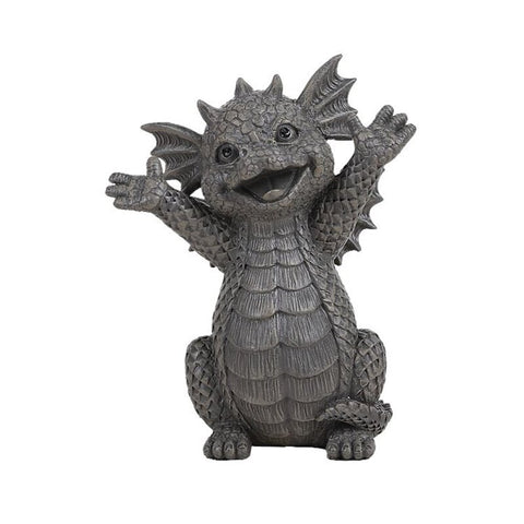 Mini Happy Dragon Figurine