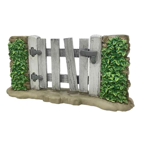 Beatrix Potter Peter Rabbit Secret Garden Weathered Gate