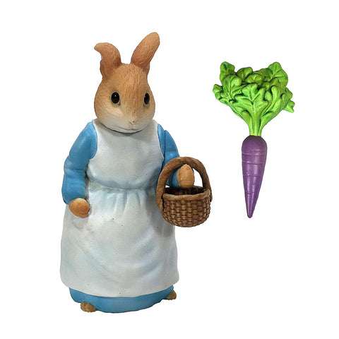 Beatrix Potter Peter Rabbit Secret Garden Mrs Rabbit