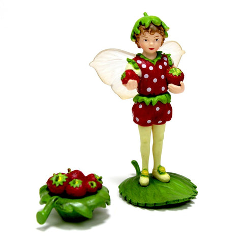 Flower Fairies Strawberry Fairy