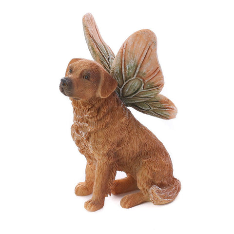 Animal | Golden Retriever Dog Fairy