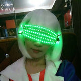 LED LIGHT EMITTING GLASSES