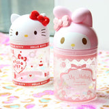 HELLO KITTY DESKTOP TRASH BINS