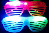 10PCS LED GLASSES