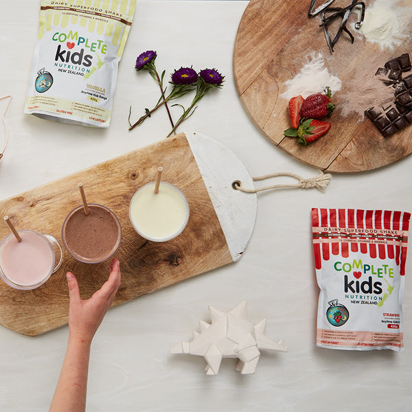 Complete Kids 'Anytime Kids' Superfood Shakes