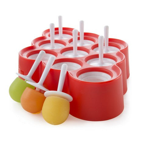Mini Pop Ice Block Mould - makes 9 - 30% OFF!!!_Complete_Kids_Nutrition_Milkshakes_for_kids_nz