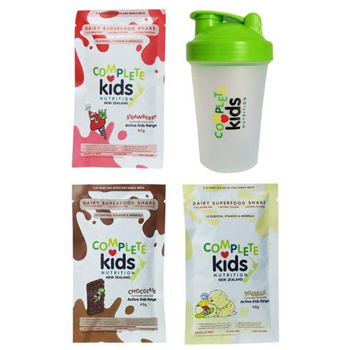 Active Kids Starter Pack - 30% OFF!