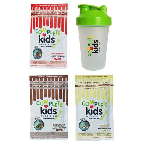 Anytime Kids Starter Pack - 30% OFF!