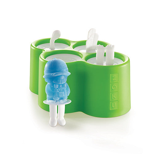Safari Pop Ice Block Mould - makes 4 - 30% OFF!!!