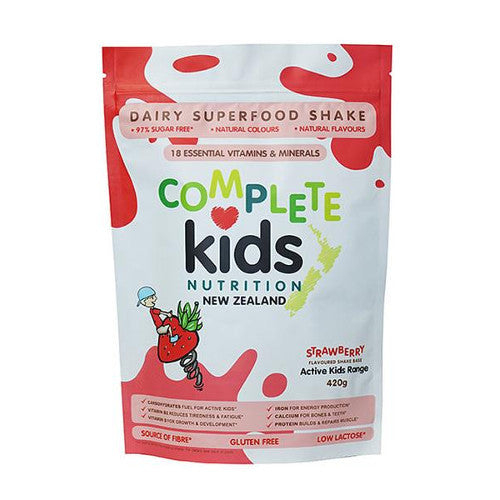 Active Kids 420g Strawberry