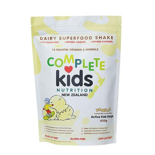 Active Kids 420g Vanilla