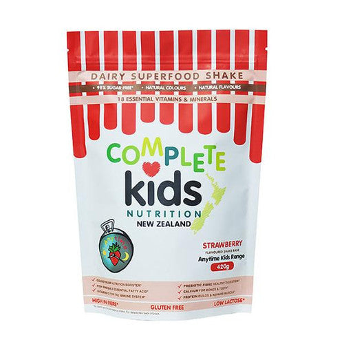 Anytime Kids 420g Strawberry