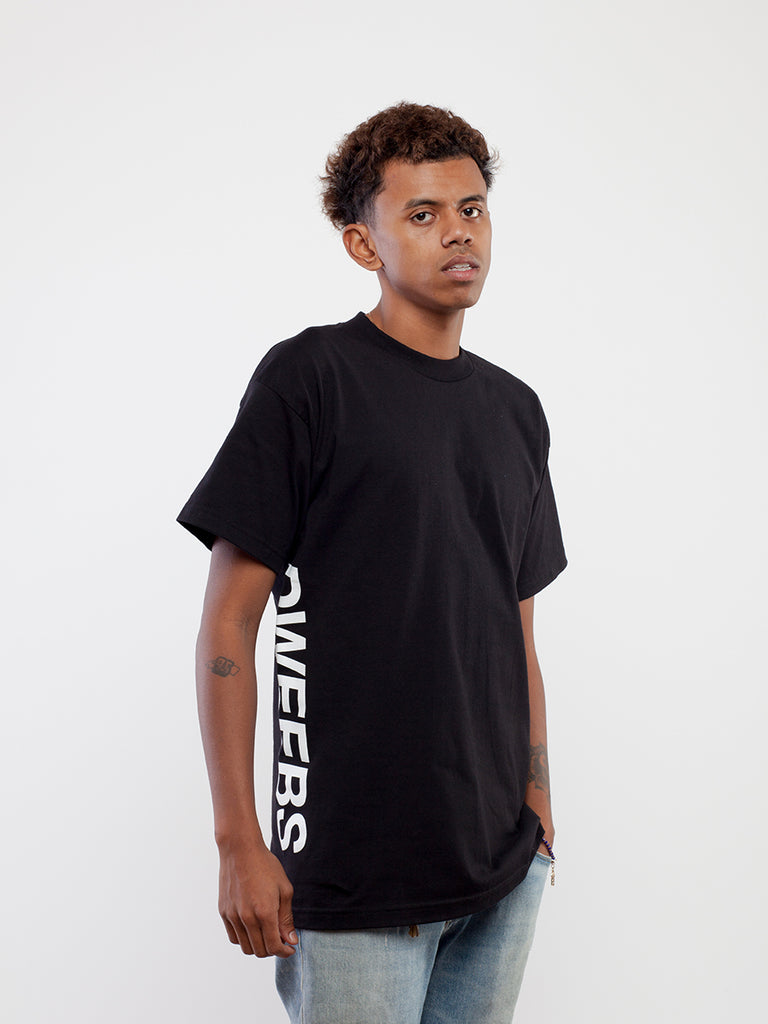 A - Side Gusset Tee