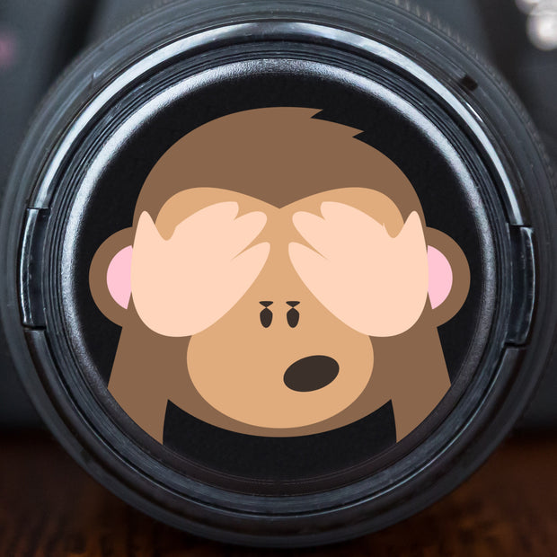 🙈 See-No-Evil Monkey Emoji