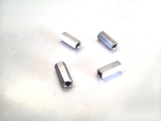 M4 x 14mm Aluminum Standoffs FF (4 pcs) - V2 Mini Mamba Body Clamps
