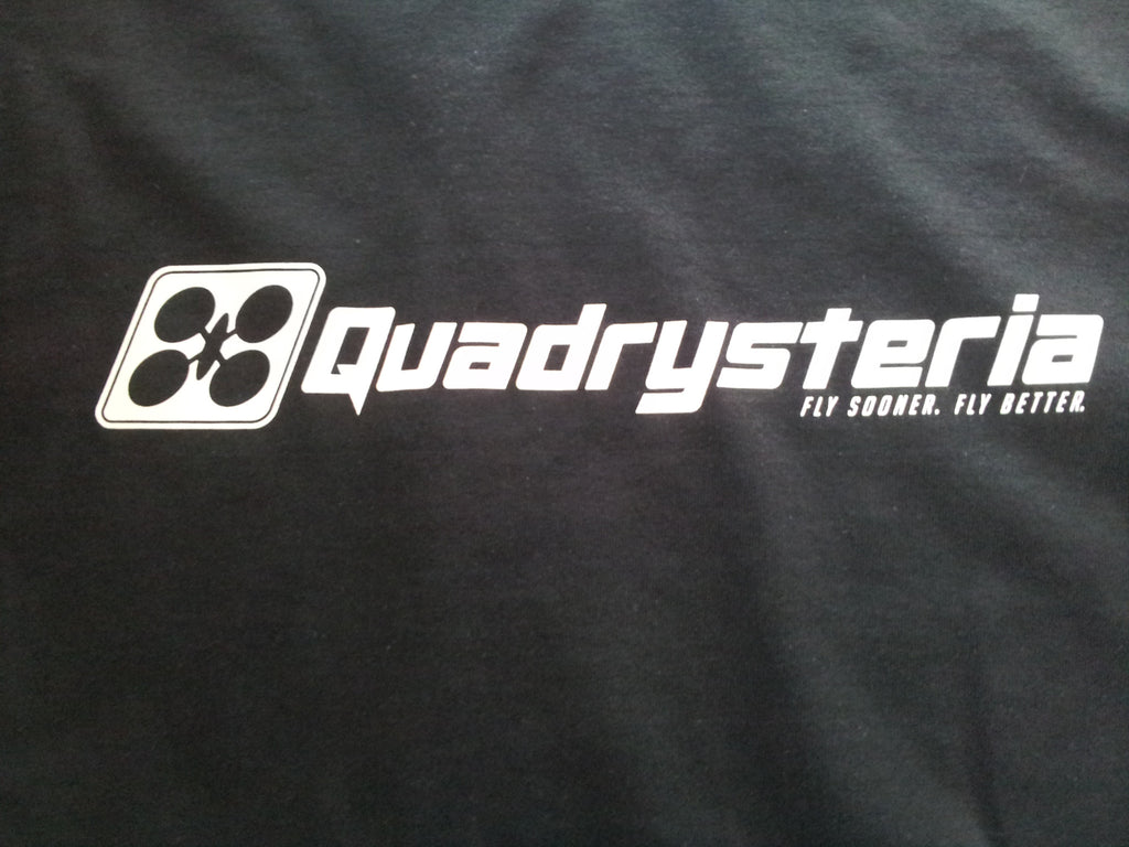 Quadrysteria T-Shirt - Adult Small