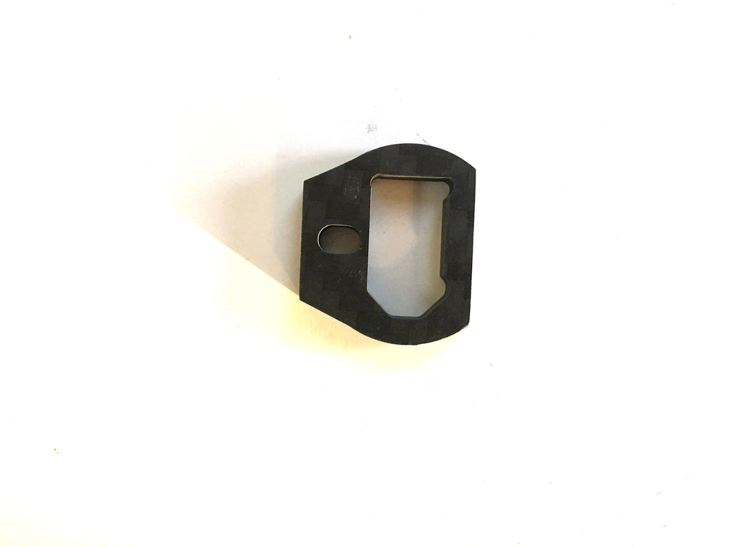 "RUSH 5"" XT60 holder plate 4.0mm"