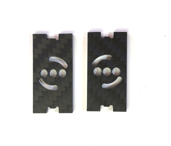 Crossbones Video Camera Plate pair (2 pcs)