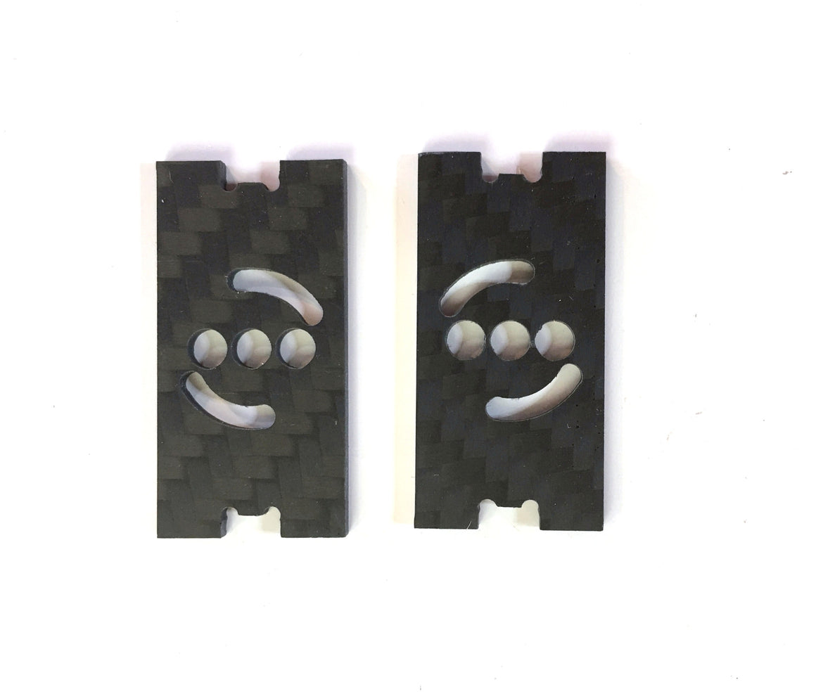 Crossbones Video Camera Plate pair (V1)
