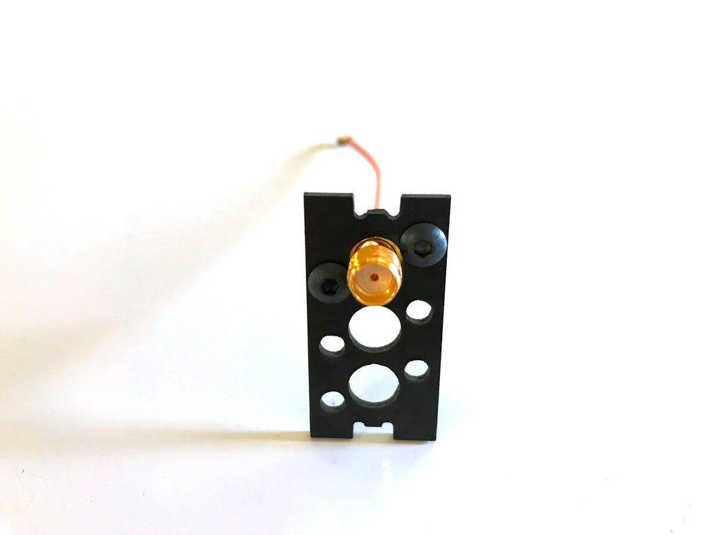 Crossbones Video Antenna SMA Plate (V2)