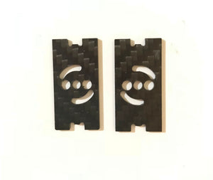 Crossbones Video Camera Plate pair (V2)