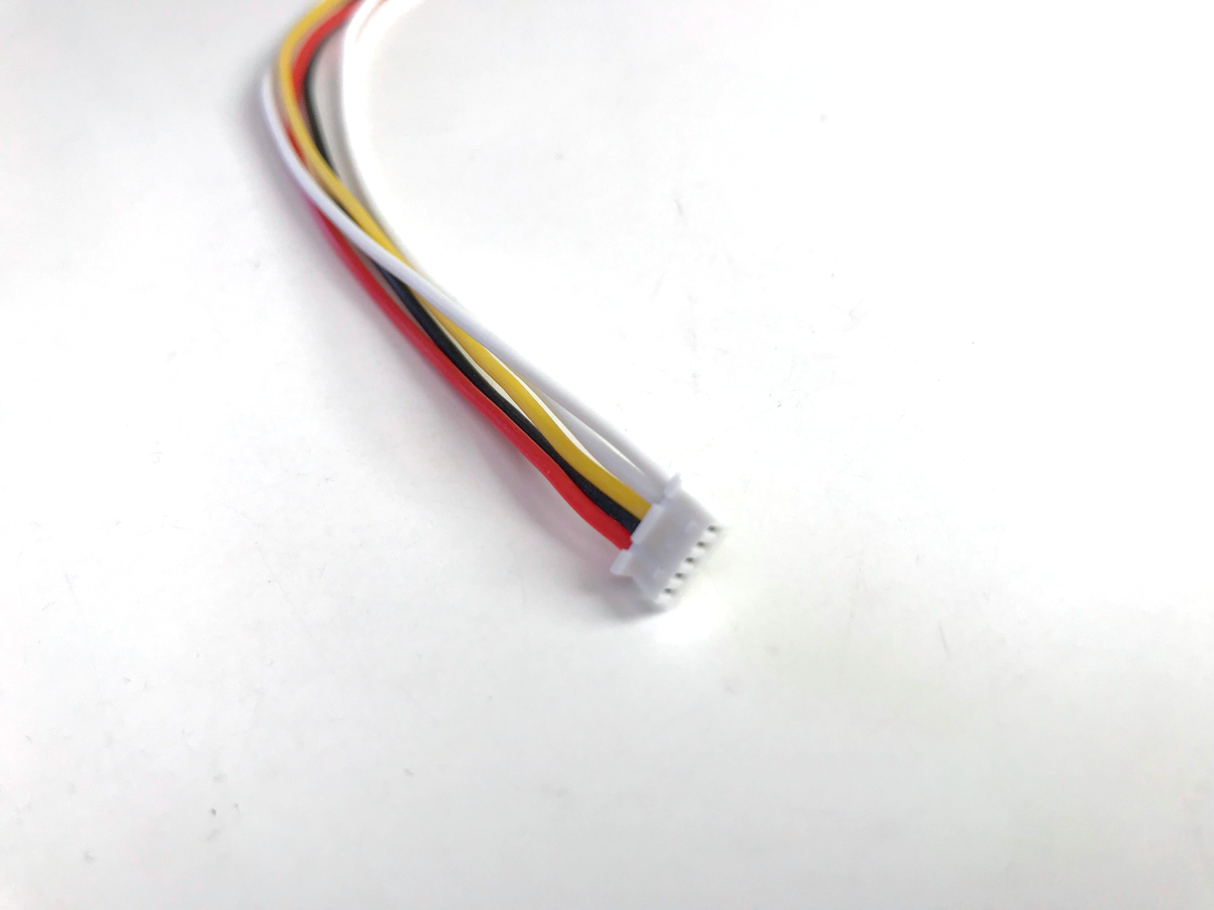 Micro Jst Plug 5 Pin 125mm With Silicon Wire Harness Set 5p Wiring Plugs