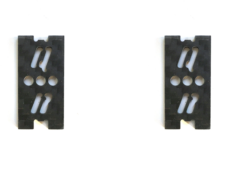 RUSH Camera side plate pair (V1)