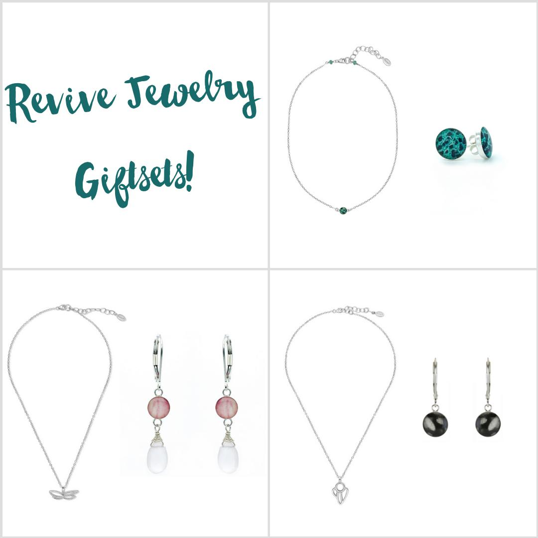 Perfect Holiday Gifts: Charity Jewelry Gift Sets-Revive Jewelry
