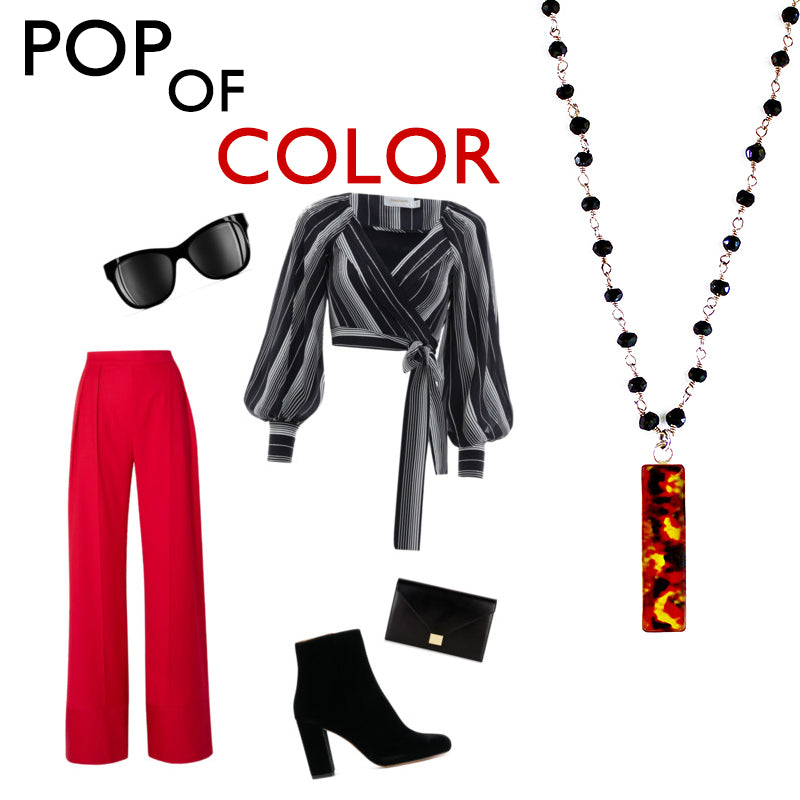 Pop of Color Style Guide