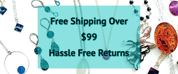 Free shipping over $99 Hassle free returns
