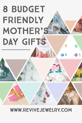 8 budget friendly mother's day gift ideas that won't break the bank, DIY or very affordable gifts