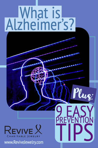 what is Alzheimer's and 9 easy prevention tips