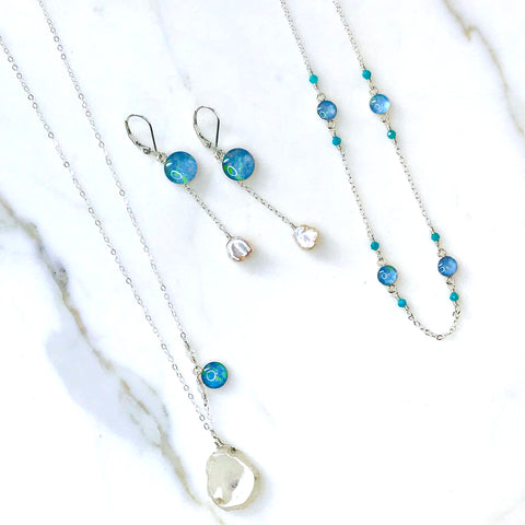 Alzheimer's inspired jewelry to spread awareness and give back to research