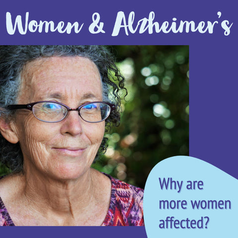 women and Alzheimer's why are more women affected