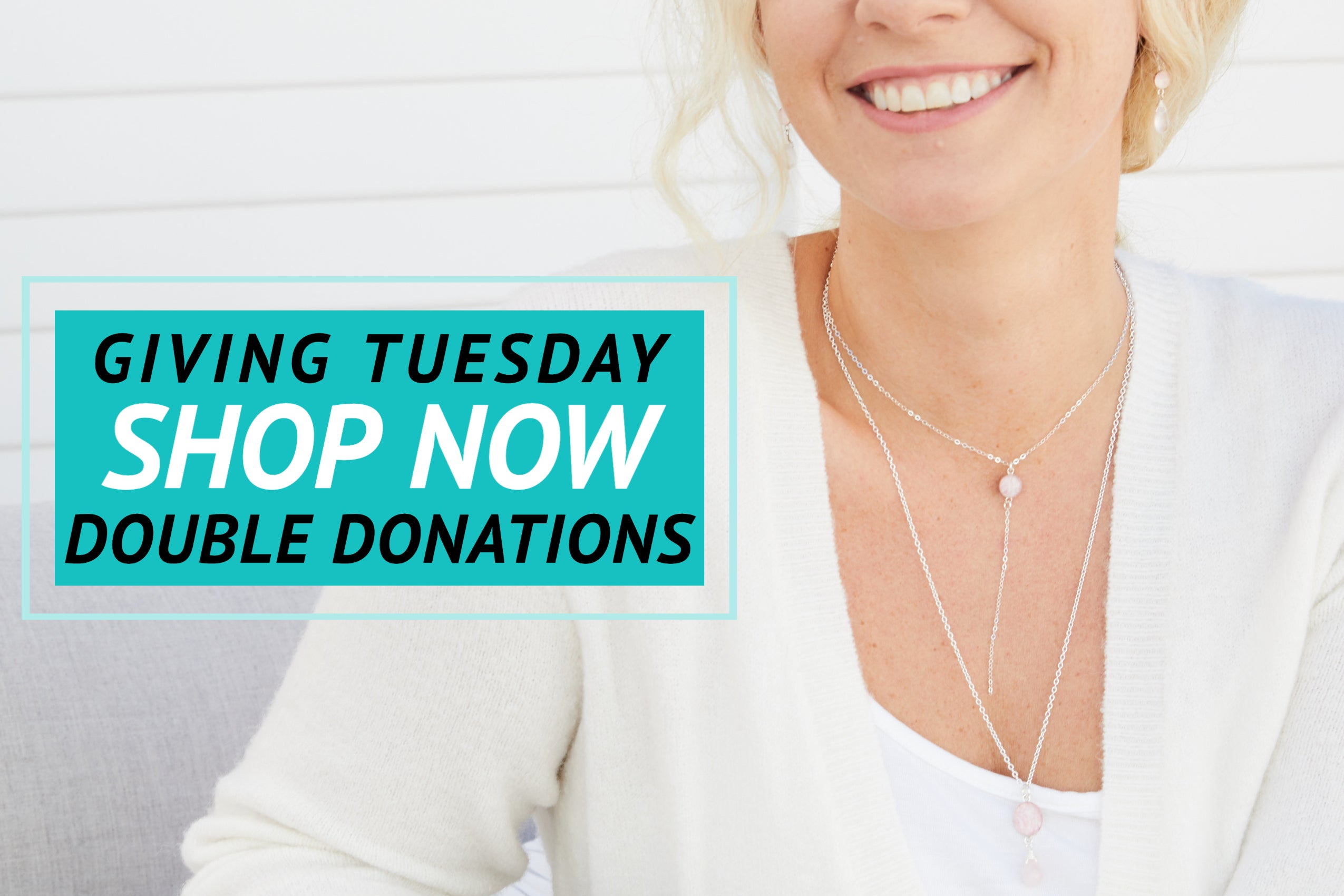 Donations doubled on giving Tuesday