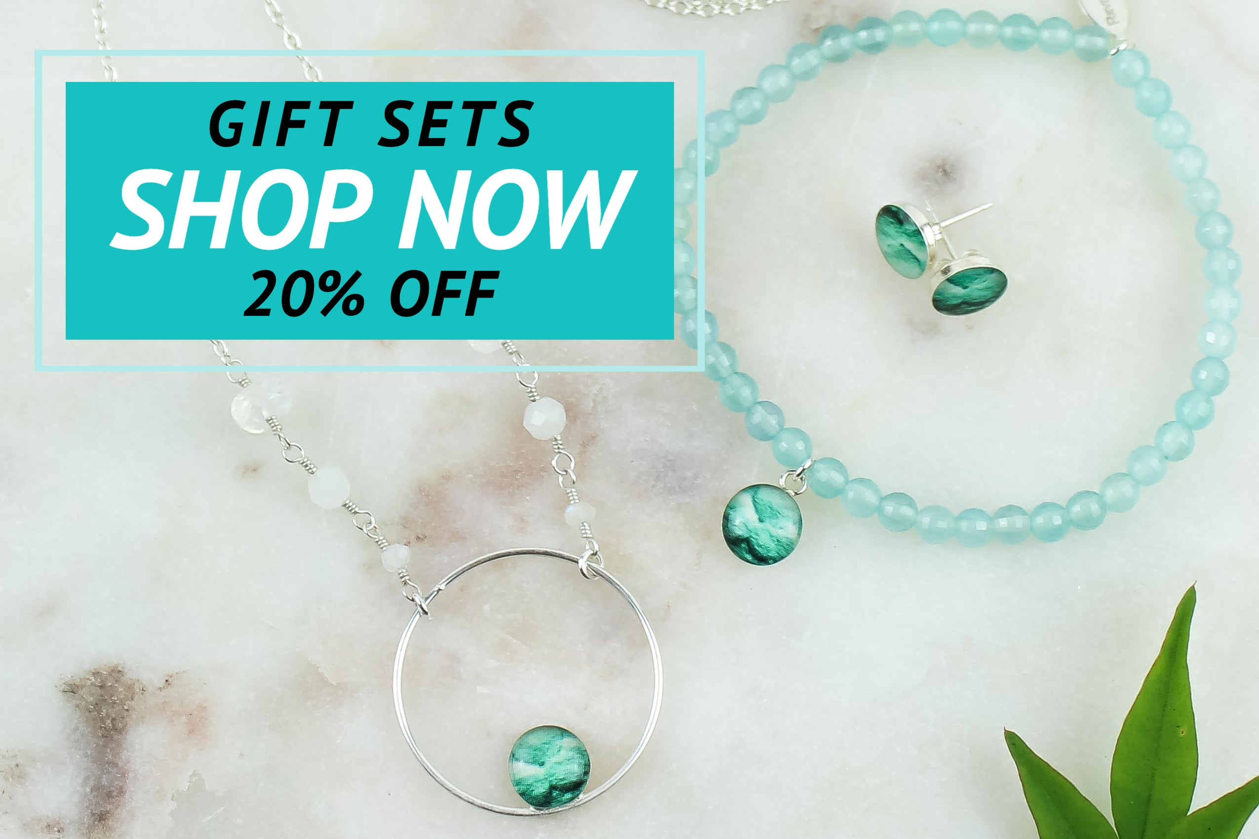 20% off gift sets infertility awareness jewelry set