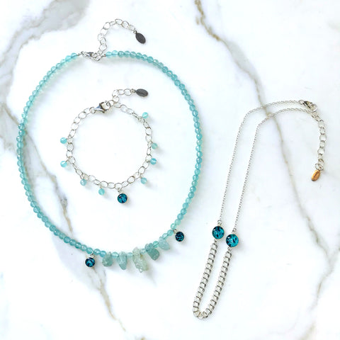 ovarian cancer awareness jewelry necklaces and bracelet