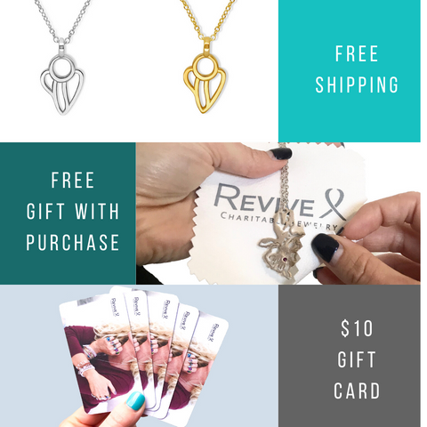 Free Shipping, Free Gift with Purchase and Free Gift Card with Every Purchase
