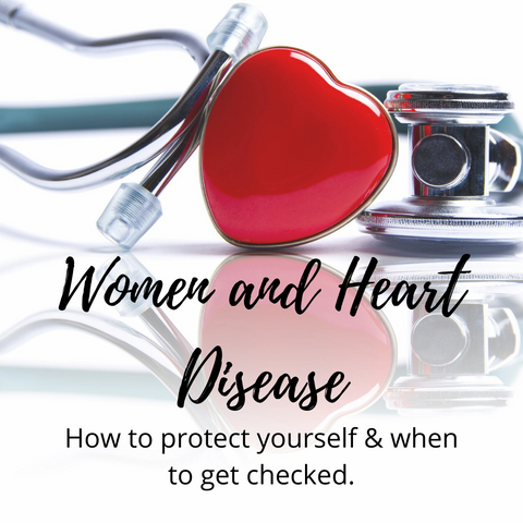 heart and stethoscope women and heart disease how to protect yourself and when to get checked